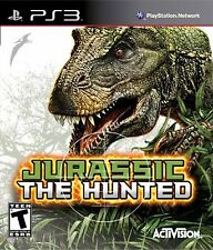 JURASSIC THE HUNTED Ps3