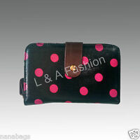 Ladies Designer Oilcloth Horse Print Purse and Wallet Women Girls Coin Purses