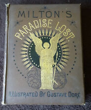 Milton's Paradise Lost Illustrated by Gustave Doré (Dore)