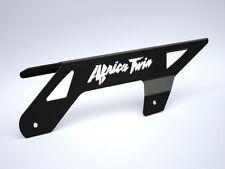 Honda Africa Twin XRV 750 Kettenschutz RoMatech black logo 3101