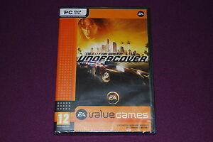 NEED FOR SPEED UNDERCOVER Value Games - Electronic Arts - Jeu Course PC - Neuf