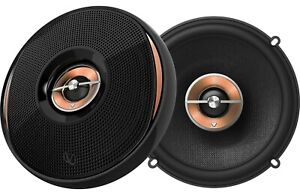 "Infinity Kappa 62iX 225 Watt 6.5"" Coaxial 2-Way Car Audio Speakers 6-1/2"" New"