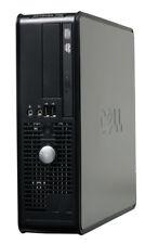 PC Dell Optiplex 740 SFF AMD LE-1660  4 GO 250 GO Lecteur DVD Windows XP pro SP3