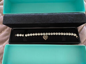 Tiffany And Co Pearl Bracelet