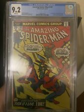 amazing spider-man 149 Cgc 9.2 White Pages First 1st Clone Appearance