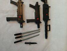 Mixed Lot GI Joe Vintage Weapons