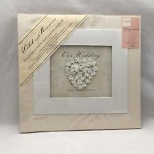 Lovely Furio Decorative Wedding Memories Scrapbook, in Original Packaging 12x12