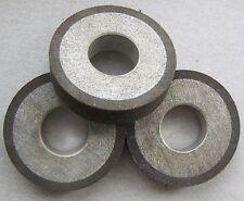 1 pcs DIAMOND GRINDING WHEEL Resin bond D 40-10-16 mm GRIT 80   .