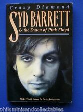 Crazy Diamond: Syd Barrett and the Dawn of Pink Floyd By Mike Watkinson  1991