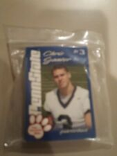 2004 PENN STATE NITTANY LIONS FOOTBALL THE SECOND MILE COMPLETE SET OF 25 CARDS