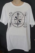 Mens AEROPOSTALE Brooklyn Calling Eye Graphic T-Shirt size XL NWT #5481