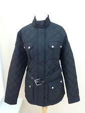 Lauren Ralph Lauren Anjalie Quilted Jacket - Black - Size XL