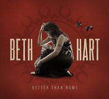 BETH HART - BETTER THAN HOME (RED VINYL+MP3)  VINYL LP + DOWNLOAD NEW+