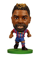 Figures-Soccerstarz - Barcelona Alex Song - Home Kit (2014 version) / GAME NUOVO