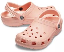 Crocs Classic Clogs Melon Lightweight Comfort Shoes Women's Size 6 NWT