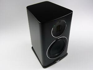 Elac Carina BS 243.4 Lautsprecher Schwarz! 2-Wege, Bassreflex! NEU & OVP!