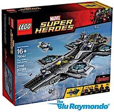 Lego 76042 The Shield Helicarrier Marvel Superhelden Im Ruhestand Neu Ovp