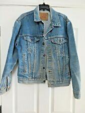 Vintage Levis Denim Jean Jacket 70506 0216 Size 40