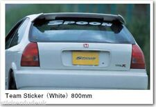 Spoon Sports Sticker Aufkleber EK9 Civic DC2 DC5 Integra JDM Honda 80cm