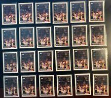1992-93 Topps #141 Michael Jordan Chicago Bulls Lot of (24) Cards
