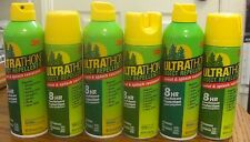 6 lot 3M Ultrathon Insect Spray 6oz 8-Hr Mosquito Repellent DEET 25%--FREE SHIP