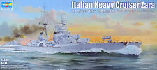 TRUMPETER® 05347 Italian Navy Heavy Cruiser Zara in 1:350