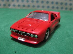 Vintage -  LANCIA Rally 037   - 1/43 Solido Ref.1327   MIB