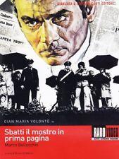 Dvd Sbatti Il Mostro In Prima Pagina - (1972) *** Gian Maria Volontè ***...NUOVO