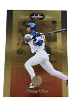 1996 Leaf Limited Gold #5 Sammy Sosa Chicago Cubs