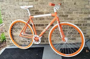 2010 Limited Edition SE Bikes X DC Shoes PK Ripper - Orange - 51cm