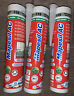 3  X Mapei Mapesil AC Cement Grey 113 Silicone Sealant 310ml -