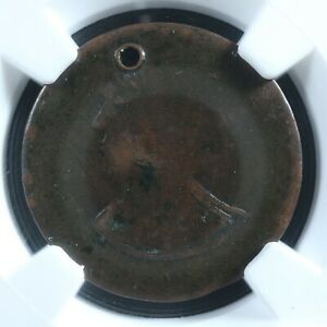 VC-3A1 NGC VF details Vexator token Canadiensis 1811 Canada copper Breton 559