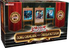 YU-GI-OH! Nobili Cavalieri della Tavola Rotonda Box Set, Nuovo, Italiano