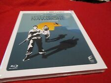 Cof Blu-ray digibook nf LES CANONS DE NAVARONE Gregory PECK Anthony QUINN