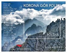 POLEN 2017 Klb Crown of Polish Mountains(2017; Nr kat.:205)