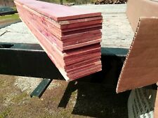 (20) Eastern Red Cedar Boards 5/16