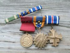 WWII Air Medal Dfc Named Grouping Distinguished Flying Cross Conduct Medal WW2