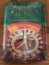 Casino Municipale di Venezia Tip Tray Venice Italy