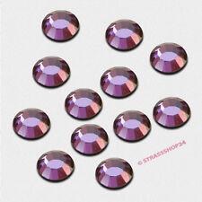 Pedrería HotFix rhinestones 1440 unidades Lilac ø5mm
