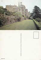 1980's BERKELEY CASTLE GLOUCESTERSHIRE UNUSED COLOUR POSTCARD