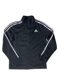 Adidas Full Zip Jacket Track Athletic Youth Size Medium