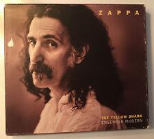 The  Yellow Shark [Digipak] by Frank Zappa (CD, Nov-2012, Universal) EXC