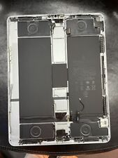 Genuine iPad Pro 12.9 A1895 3rd gen Rear housing Chassy with parts Grey F Camera