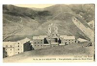 CPA 38 Isère Notre-Dame de la Salette Vue générale prise du Mont Piano