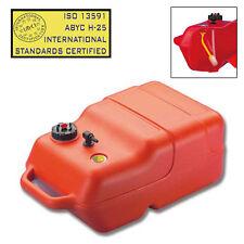 Serbatoio tanica benzina o carburanti portatile 22litri con indicatore livello