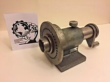 Yuasa 5C Collet Indexing Spin Fixture Jig Machinist Drill Milling Lathe