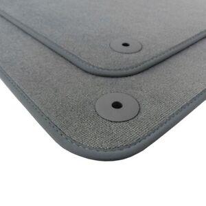 Textil Fußmatten für Citroën Jumper ab Bj. 2014 Qualität Original