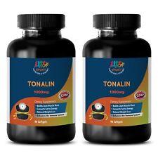 herbal muscle factor - Tonalin (CLA) 2495mg 2B - weight loss softgels fat burner