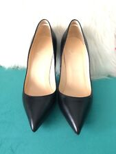 christian louboutin pigalle 100mm Size 37 Black Kid Leather