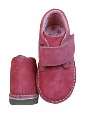 Schuhe für Mädchen aus Wildleder mit Klettverschluss Größe Fahrräder